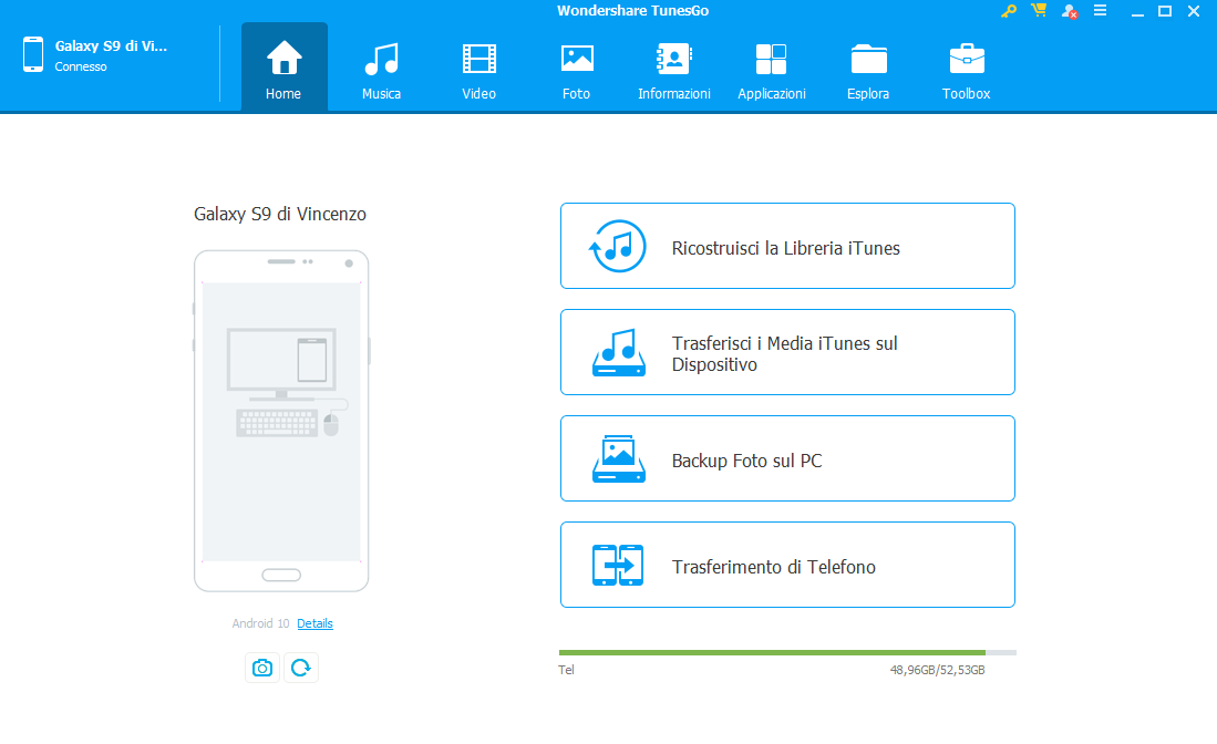 Esportare Contatti Android Sul Pc Mac O Outlook