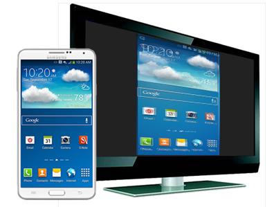 vedere schermo android su pc